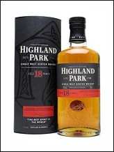 Highland Park 18 yrs old